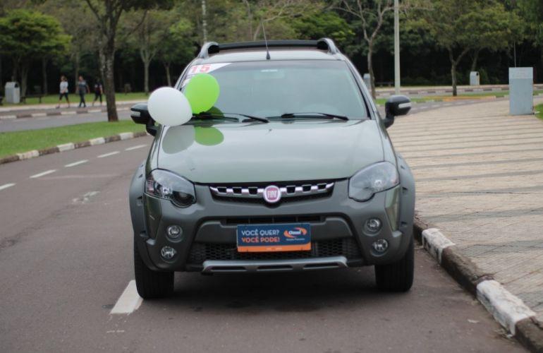 Fiat Strada Adventure 1.8 16V (Cabine Dupla) - Foto #3