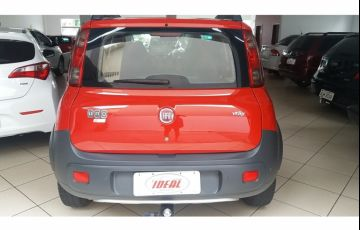Fiat Uno Way 1.0 8V (Flex) 4p - Foto #4