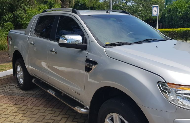 Ford Ranger 3.2 TD 4x4 CD Limited Auto - Foto #4