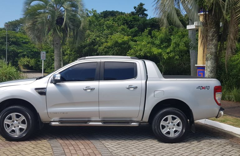 Ford Ranger 3.2 TD 4x4 CD Limited Auto - Foto #5
