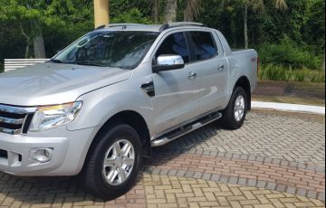 Ford Ranger 3.2 TD 4x4 CD Limited Auto - Foto #8