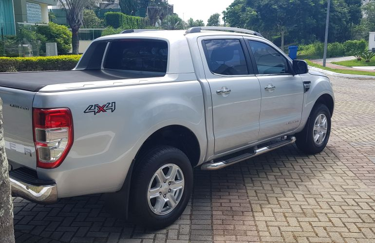 Ford Ranger 3.2 TD 4x4 CD Limited Auto - Foto #10