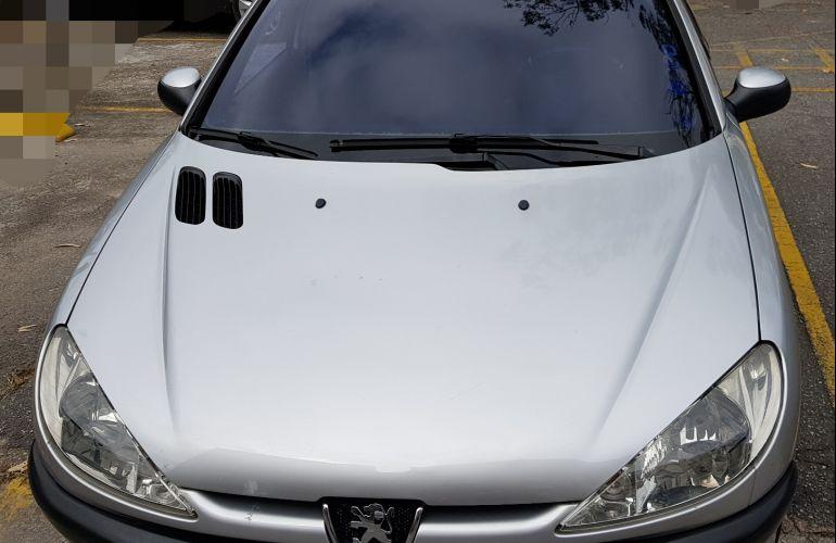 Peugeot 206 Hatch. Presence 1.4 8V - Foto #3