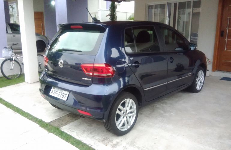 Volkswagen Fox Highline I-Motion 1.6 16v MSI (Flex) - Foto #1