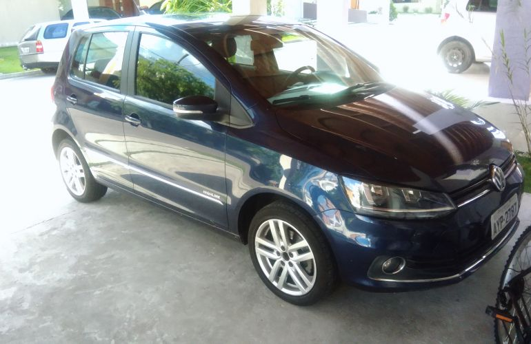 Volkswagen Fox Highline I-Motion 1.6 16v MSI (Flex) - Foto #5