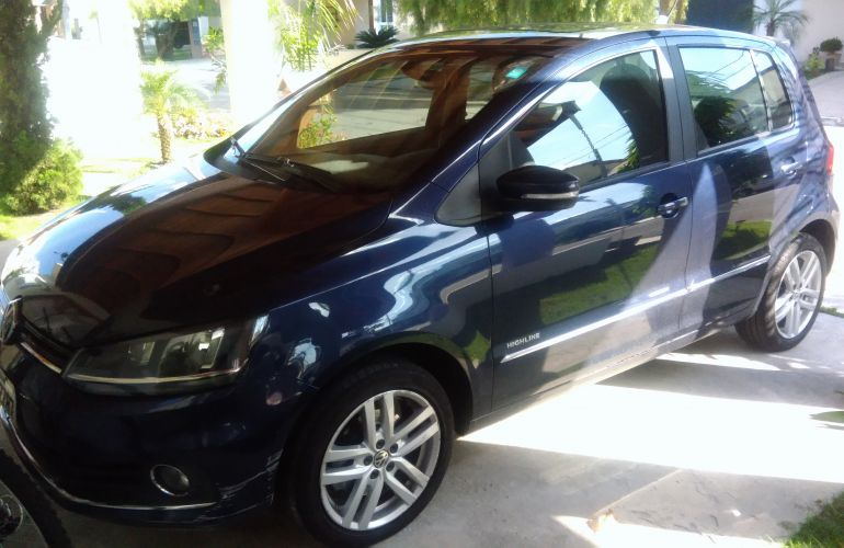 Volkswagen Fox Highline I-Motion 1.6 16v MSI (Flex) - Foto #6