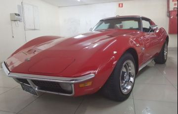 Chevrolet Corvette Coupé Stingray Split Window 5.3 V8