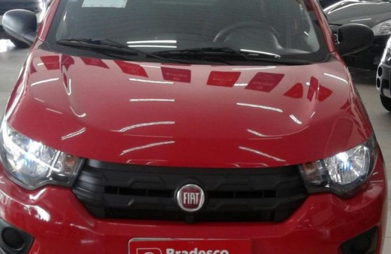 Fiat Mobi Easy Confort 1.0 Flex - Foto #1