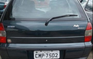 Fiat Palio Weekend Stile 1.6 MPi 16V - Foto #7