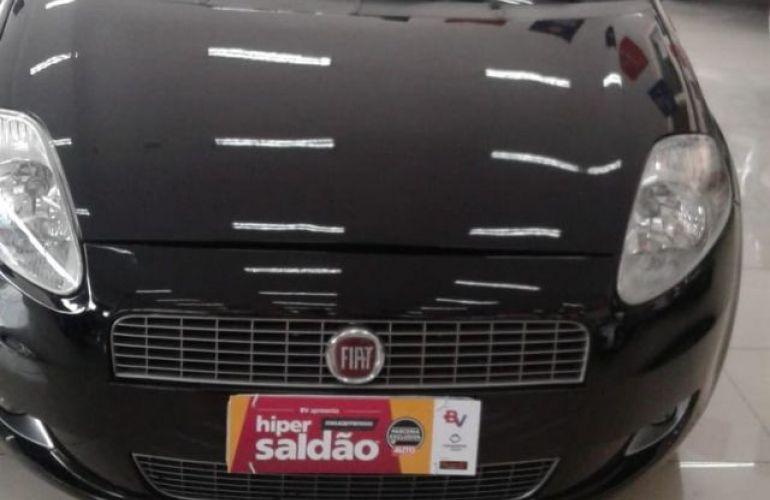 Fiat Punto ELX 1.4 8V Flex - Foto #1