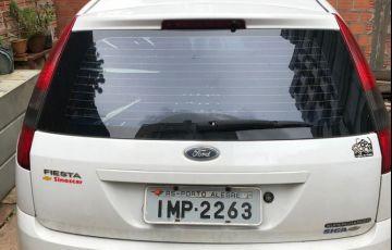 Ford Fiesta Hatch Supercharger 1.0 8V