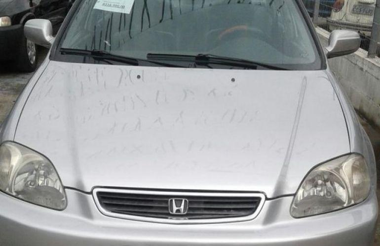 Honda Civic LX 1.6 16V - Foto #1