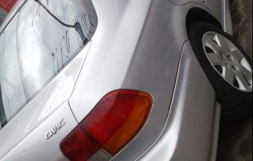 Honda Civic LX 1.6 16V - Foto #4