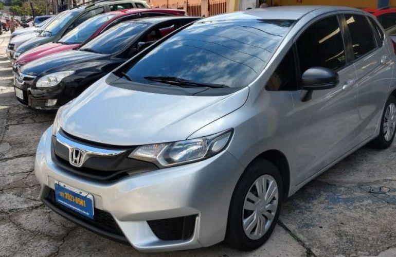 Honda Fit DX 1.5 i-VTEC FlexOne - Foto #4