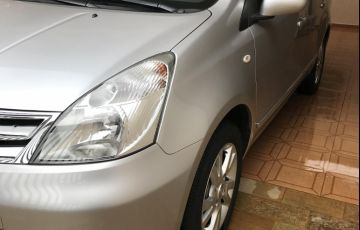 Nissan Grand Livina SL 1.8 16V (flex) (aut) - Foto #9