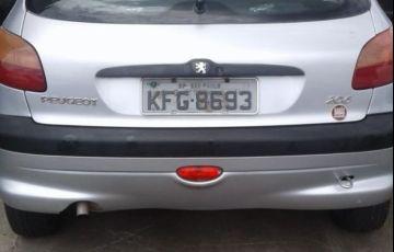 Peugeot 206 Selection 1.0 16V - Foto #6