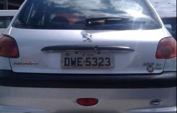 Peugeot 206 Sensation 1.4 8V Flex - Foto #6
