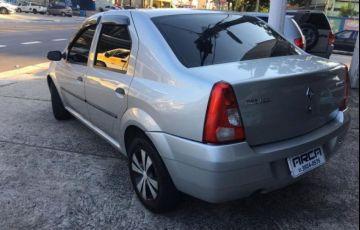 Renault Logan Expression 1.6 8V Hi-Flex - Foto #3