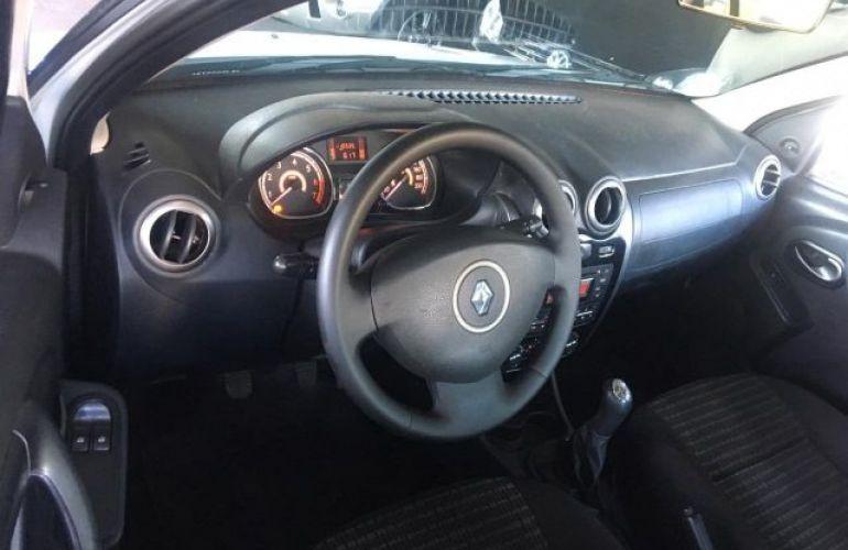 Renault Sandero Expression 1.6 8V Hi-Flex - Foto #4