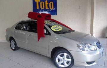 Toyota Corolla XEI 1.8 16V - Foto #1