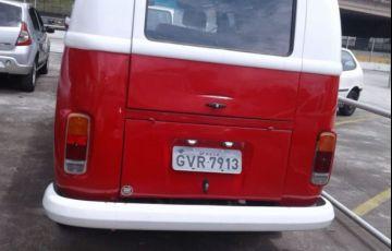 Volkswagen Kombi Furgão 1.6 Mi 8V - Foto #5