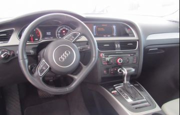 Audi A4 1.8 TFSI Attraction Multitronic - Foto #4