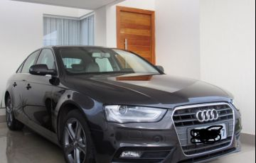 Audi A4 1.8 TFSI Attraction Multitronic - Foto #6