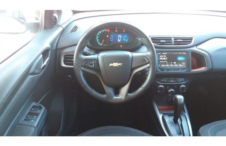 Chevrolet Onix 1.4 LTZ SPE/4 (Aut) - Foto #8