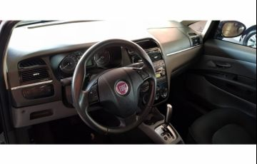 Fiat Linea LX 1.9 16V Dualogic (Flex) - Foto #8