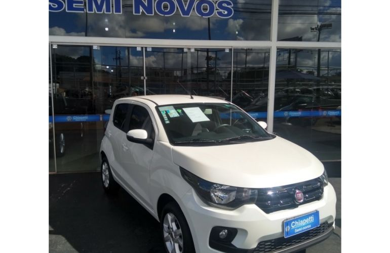 Fiat Mobi FireFly Drive GSR 1.0 (Flex) - Foto #5