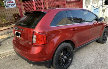 Ford Edge 3.5 V6 Limited 4WD - Foto #2