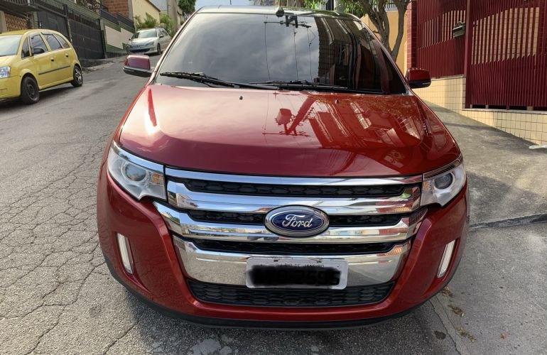 Ford Edge 3.5 V6 Limited 4WD - Foto #3