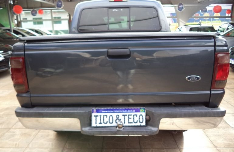 Ford Ranger XLT 4x4 2.8 Turbo (Cab Dupla) - Foto #7