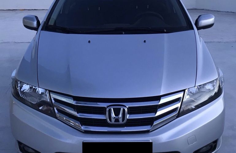 Honda City LX 1.5 (Flex) (Aut) - Foto #2