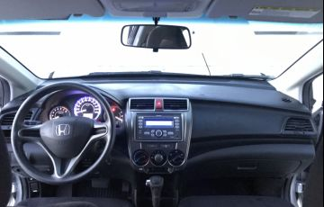 Honda City LX 1.5 (Flex) (Aut) - Foto #9