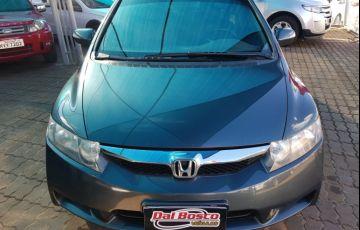 Honda New Civic LXL 1.8 16V i-VTEC (Flex) - Foto #10