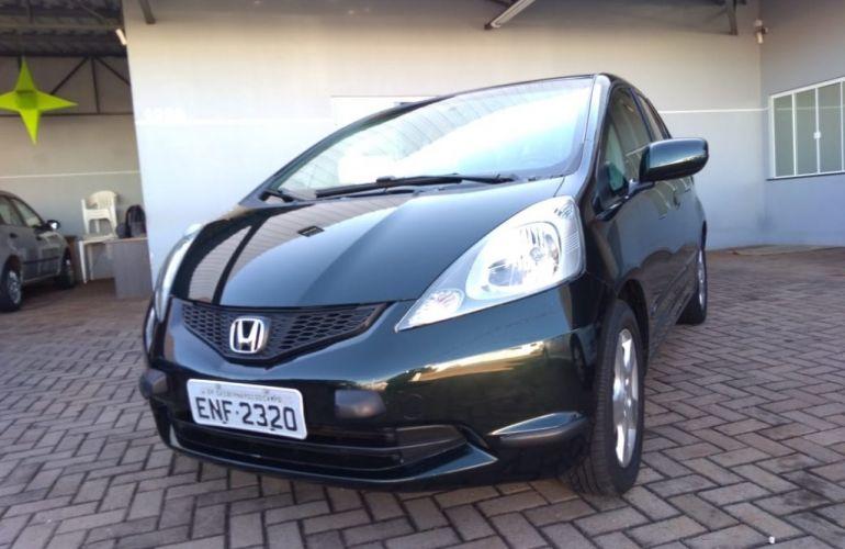 Honda Fit LXL 1.4 (aut) - Foto #4
