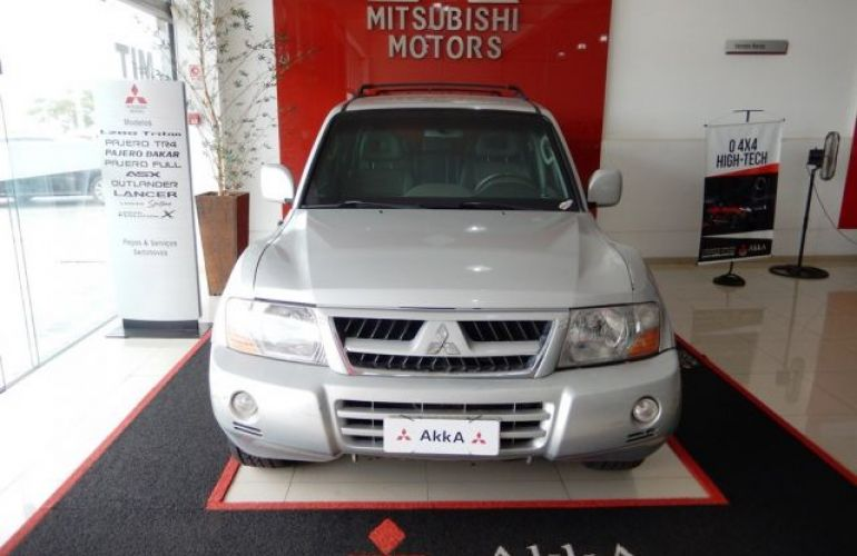 Mitsubishi Pajero Full GLS 4X4 3.2 Turbo Intercooler 16V - Foto #2