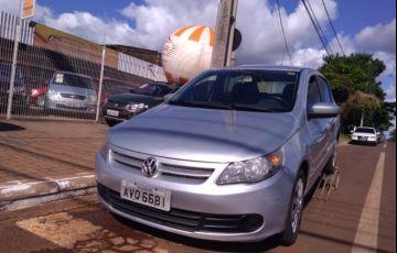 Volkswagen Gol Trend 1.6 (G4) (Flex) - Foto #4