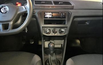Volkswagen Gol 1.6 MSI Trendline (Flex) - Foto #10