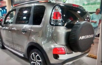 Citroën Aircross Exclusive 1.6 16V (flex) - Foto #4