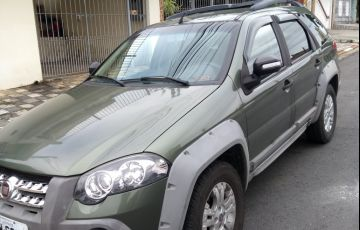Fiat Palio Weekend Adventure Locker 1.8 8V (Flex) - Foto #5