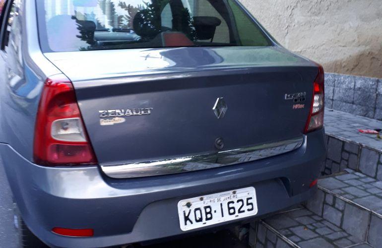 Renault Logan Serie Limitada Up 1.0 16V (Hi-Flex) - Foto #1
