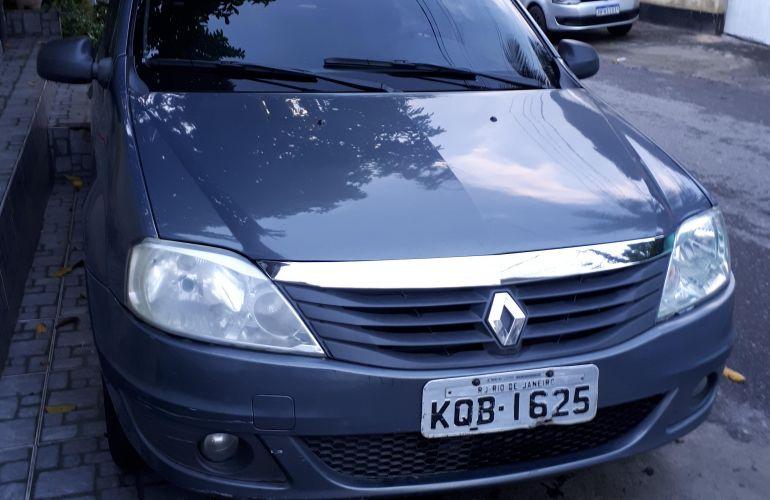 Renault Logan Serie Limitada Up 1.0 16V (Hi-Flex) - Foto #3