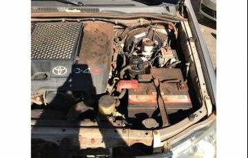 Toyota Hilux SRV 4x4 3.0 Turbo (cab. dupla) - Foto #9