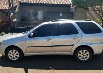 Fiat Palio Weekend ELX 1.4 8V (Flex) - Foto #4