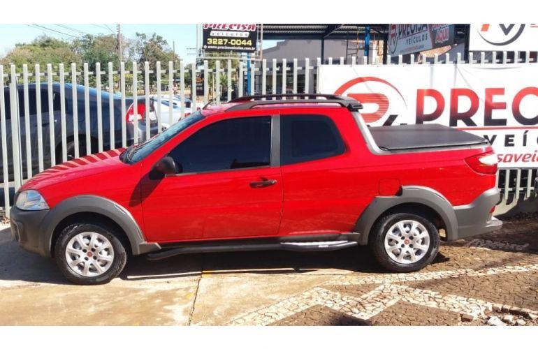 Fiat Strada Working 1.4 (Flex) (Cabine Dupla) - Foto #2