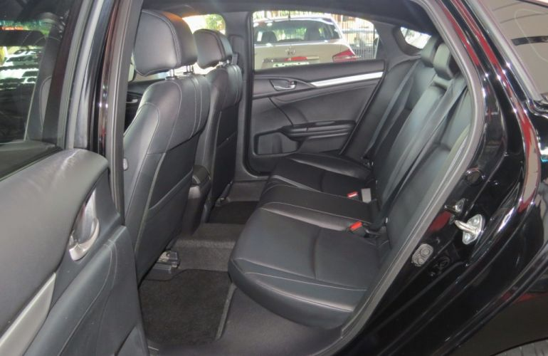 Honda Civic EXL 2.0 i-VTEC CVT - Foto #5