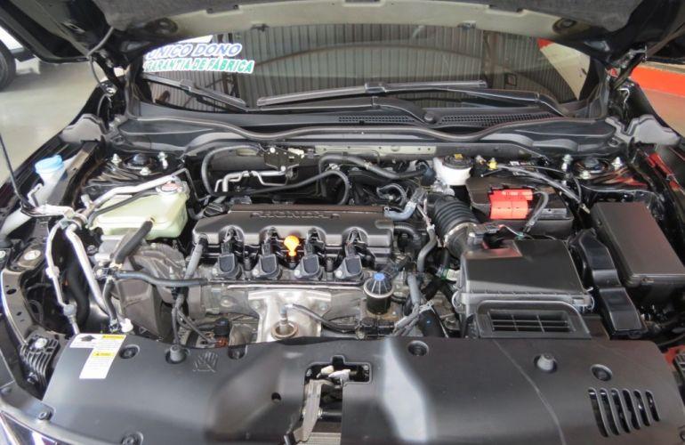 Honda Civic EXL 2.0 i-VTEC CVT - Foto #9