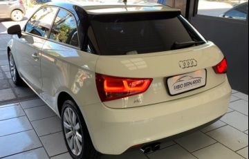 Audi A1 Sportback Attraction S-tronic 1.4 TFSI 16V - Foto #5